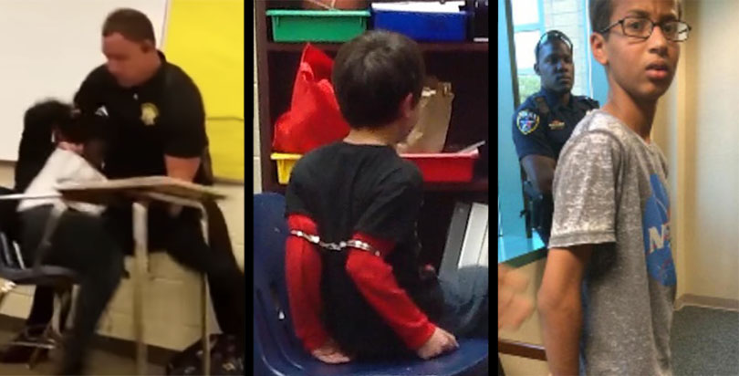 Handcuffing Third Grader Interactions >> Armed But Untrained Why So Many School Cops Are Unprepared For The
