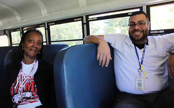 Creative: This NC School Retrofitted a Used Bus as a