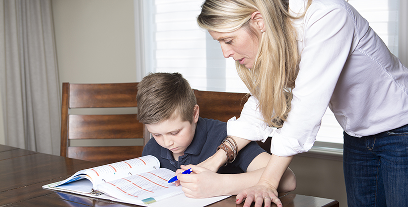 students should not be given homework