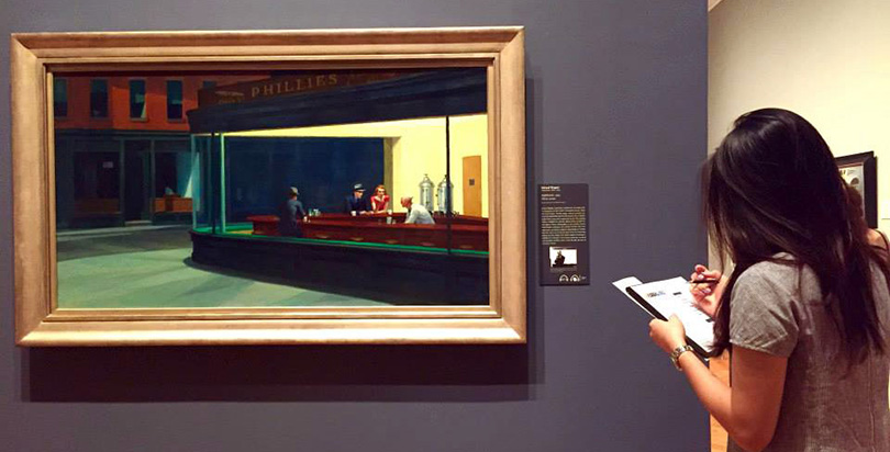 Kansas Couples Donation Gives Teens Free Visits to Art Institute of