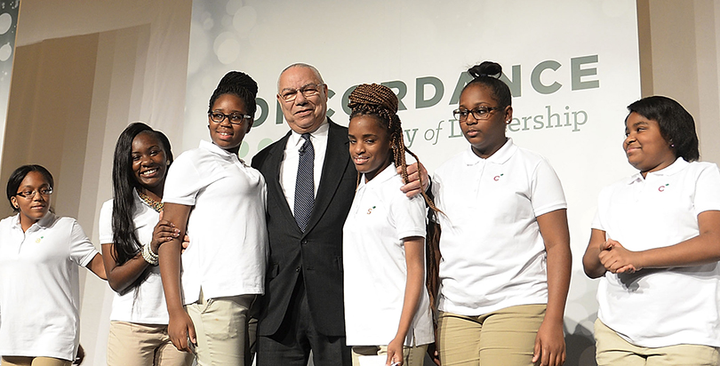 Colin Powell Family