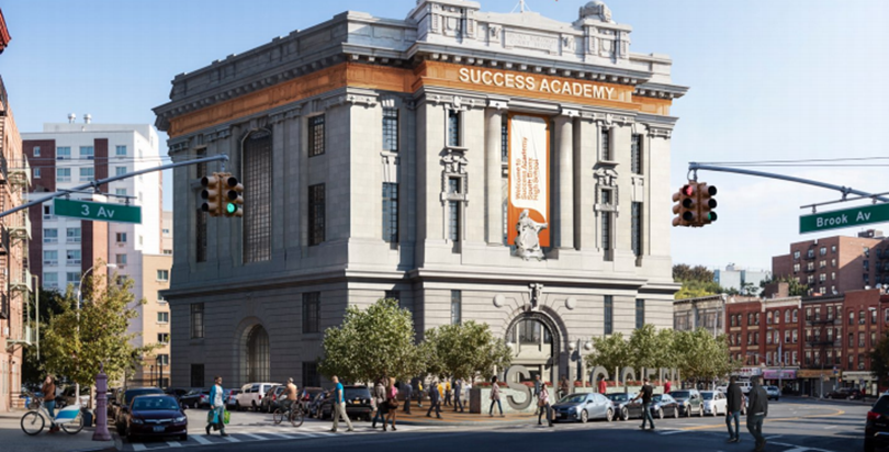 Long Vacant Nyc Courthouse Will Get New Life As Success Academys