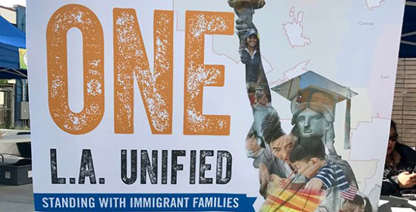 10 Tips For Immigrant Students, Families To Be Safe Part Of LAUSDu0027s New U0027We  Are Oneu0027 Guide