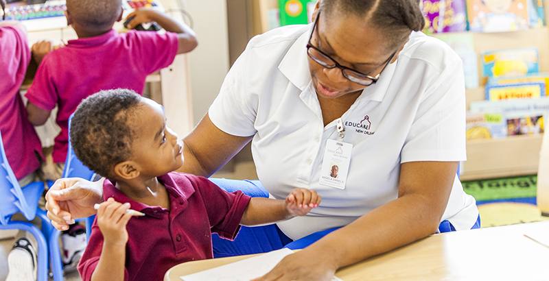 How Educare Is Closing New Orleanss >> How Educare Is Closing New Orleans S Achievement Gap By Beginning