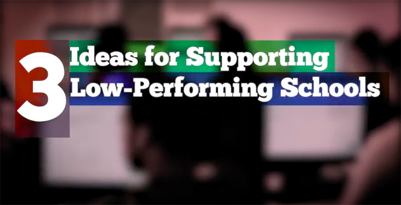 3 Ways Schools Can Fix Low-Performing Schools Under the Every Student  Succeeds Act | The 74