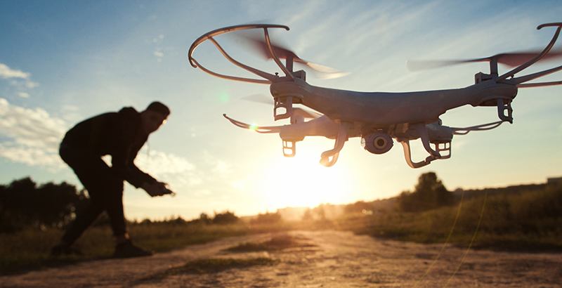 In Kentucky Coal Country, Nonprofit Sees Drone Technology as the