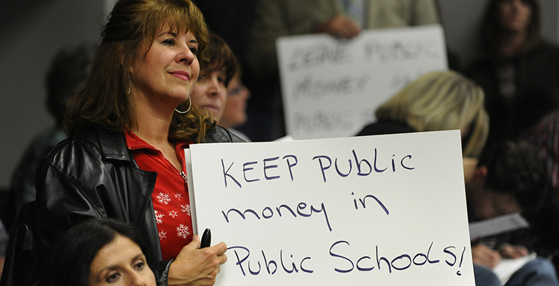 A Commentary By Betsy Devos Tolerating >> Blog The 74