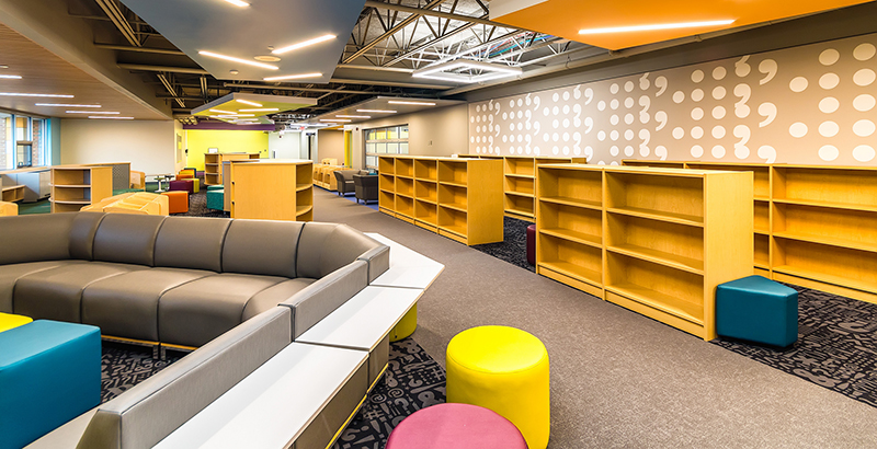 Color Light Room To Explore 21st Century School Architecture Boosts 21st Century Learning