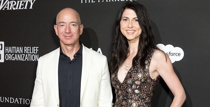 Jeff Bezos gives Dreamers $33 million to pay for college