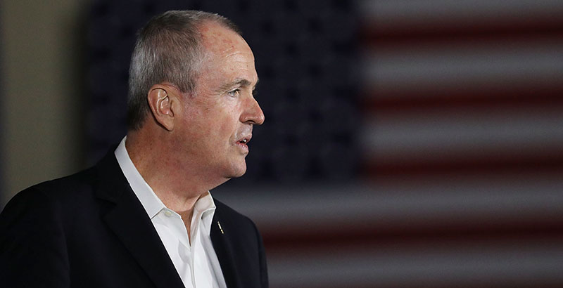 New Jersey governor signs historic equal pay legislation
