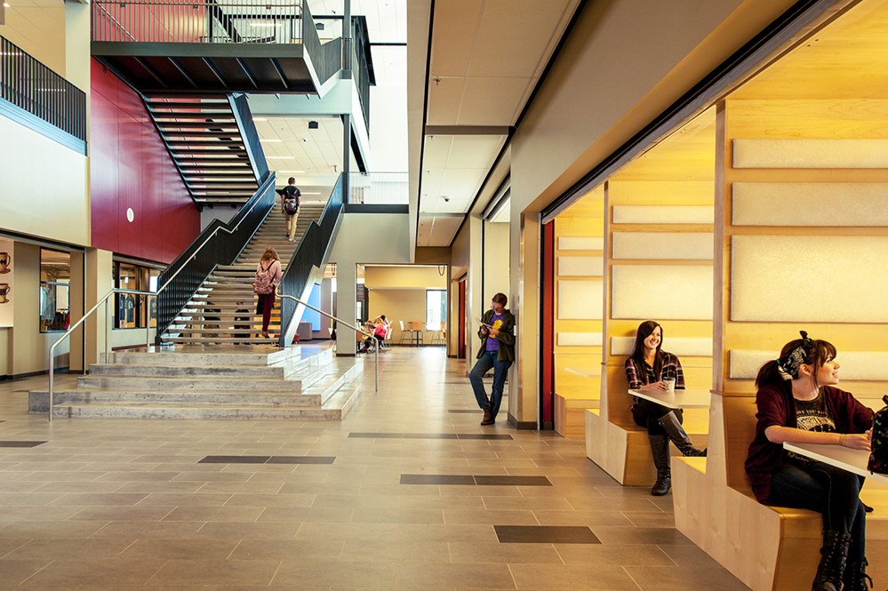 After the tornado an innovation in school design how - Colleges that offer interior design programs ...