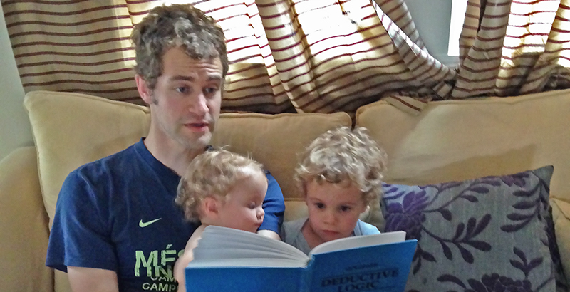 Dad Talk 8 Tips On Reading To Your Kids >> Dad Talk 8 Tips On Reading To Your Kids A Comforting Constant In A