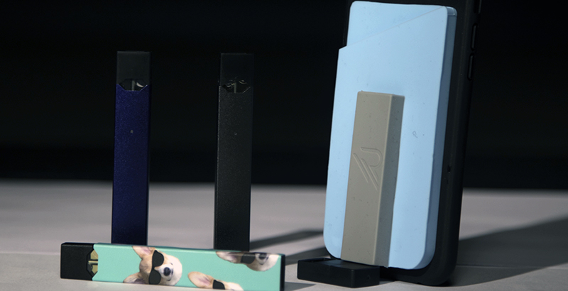 We're Losing a Battle': More Teens Are Vaping, Despite