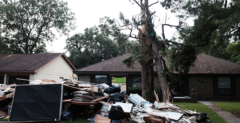 In Era When Hurricanes And Wildfires >> In An Era When Hurricanes And Wildfires Are Common Homelessness Is