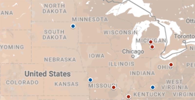 Suspect Detained in South Dakota Custodian Shooting ... on map of southern south dakota, map of sw south dakota, map of western south dakota, southwest north dakota, map of belfield nd, show map of south dakota, map of scotland south dakota, map of south dakota and montana, map of aberdeen south dakota, southwestern dakota, map of eastern south dakota, map of north north dakota, map of northern south dakota, map of wahpeton nd, map of manchester south dakota, map of south dakota and wyoming,