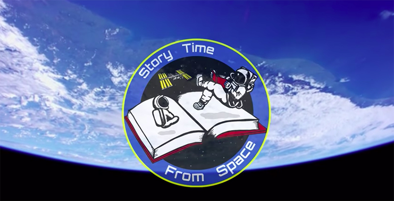 WATCH: International Space Station Astronauts Read Favorite Kids ...