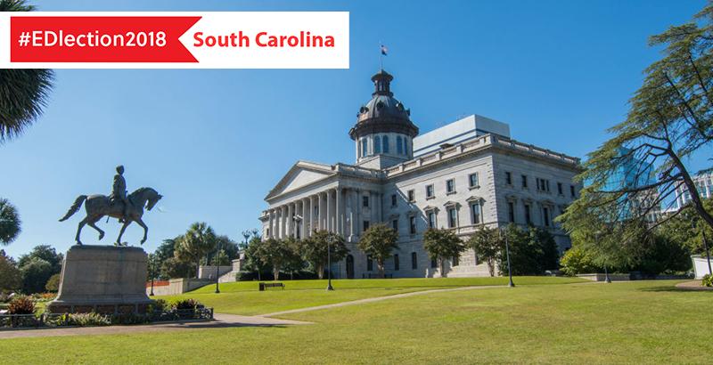 As Economy Hums, South Carolina Governor's Race Focuses on ...