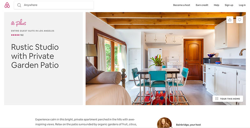 Reading Writing And Renting Airbnb Says 1 In 10 Hosts Is A