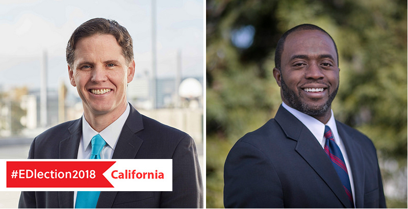 Education Issues At Stake As Senate >> California S Campaign For State Superintendent Costs More Than Most