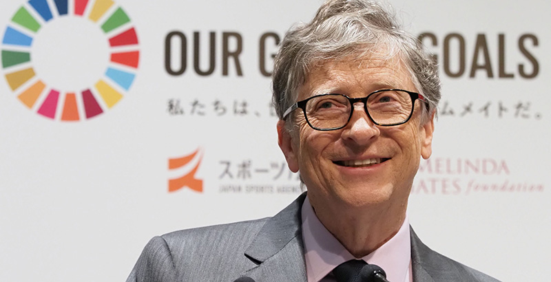 Gates Foundation To Give Up To 10 Million To Support