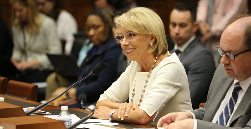 Tax Credit Scholarships Praised By >> House Education Committee Homes In On Devos S Proposed Tax Credit