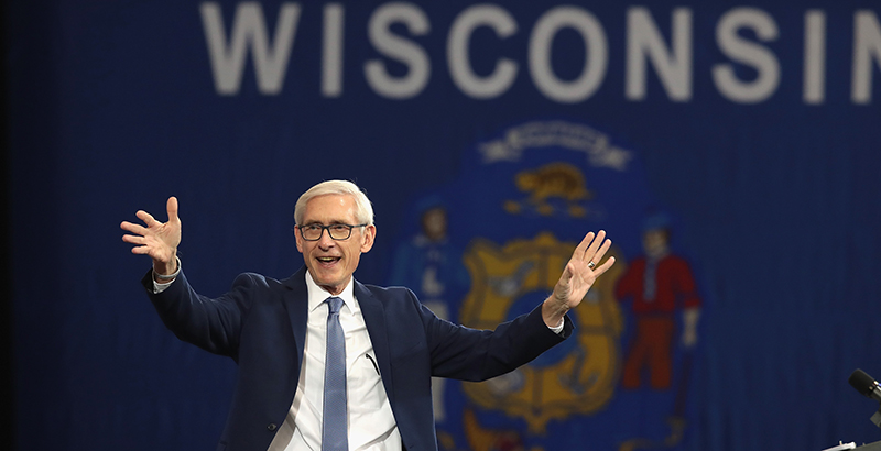 74 Interview: Wisconsin Governor and Former State Schools Chief Tony Evers on Equitable School Funding, His GOP Foes & Hitting Pause on Private School Choice
