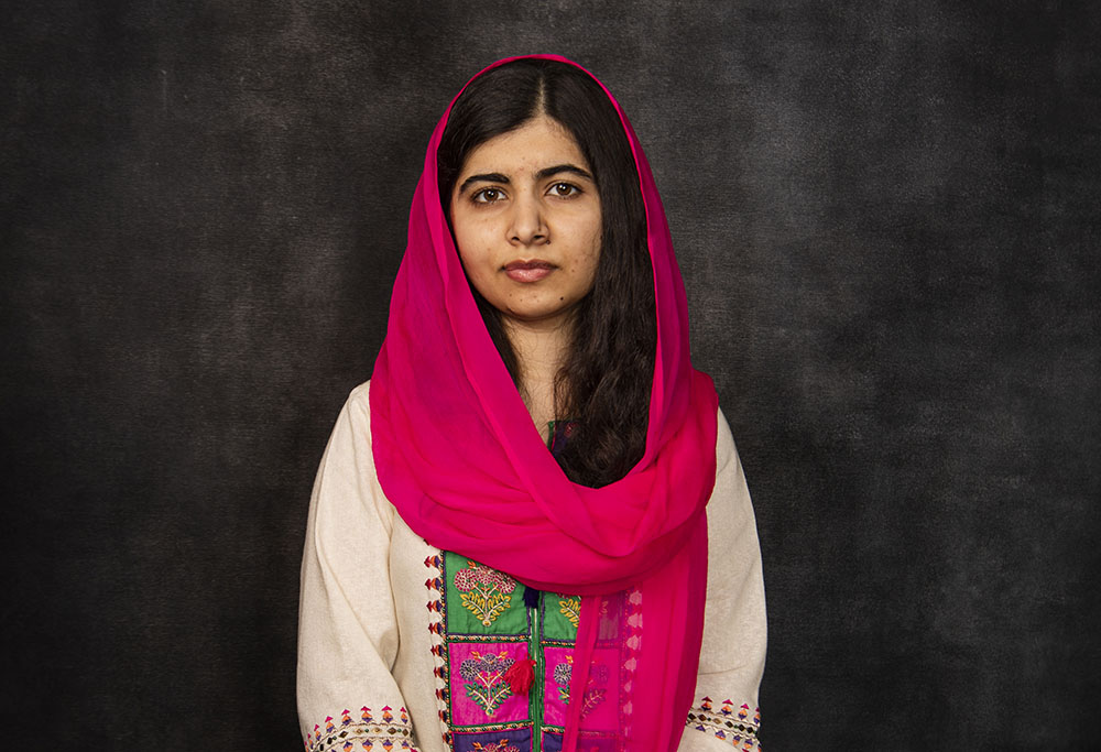 (AUSTRALIA OUT) Malala Yousafzai is a Pakistani activist for female education and the youngest Nobel laureate. She is in Sydney for a speaking engagement, December 13, 2018. (Photo by Louise Kennerley/Fairfax Media via Getty Images)