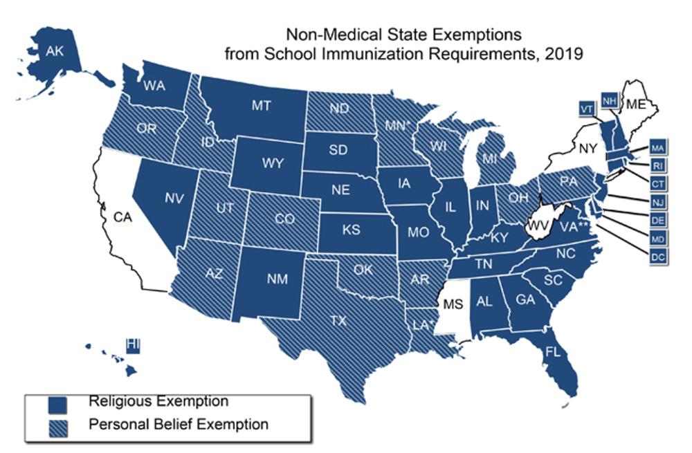 7efb184e6892e3 No Exceptions: New York, Washington, Maine Abolish Religious ...