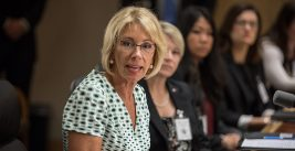 Devos Weighs Changes To Special Ed Rule >> Mark Keierleber The 74