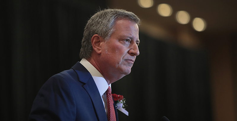 Stewart: Hey, Bill de Blasio, I Was Once a Charter School Parent — and I Don't Deserve Your 'Hate'