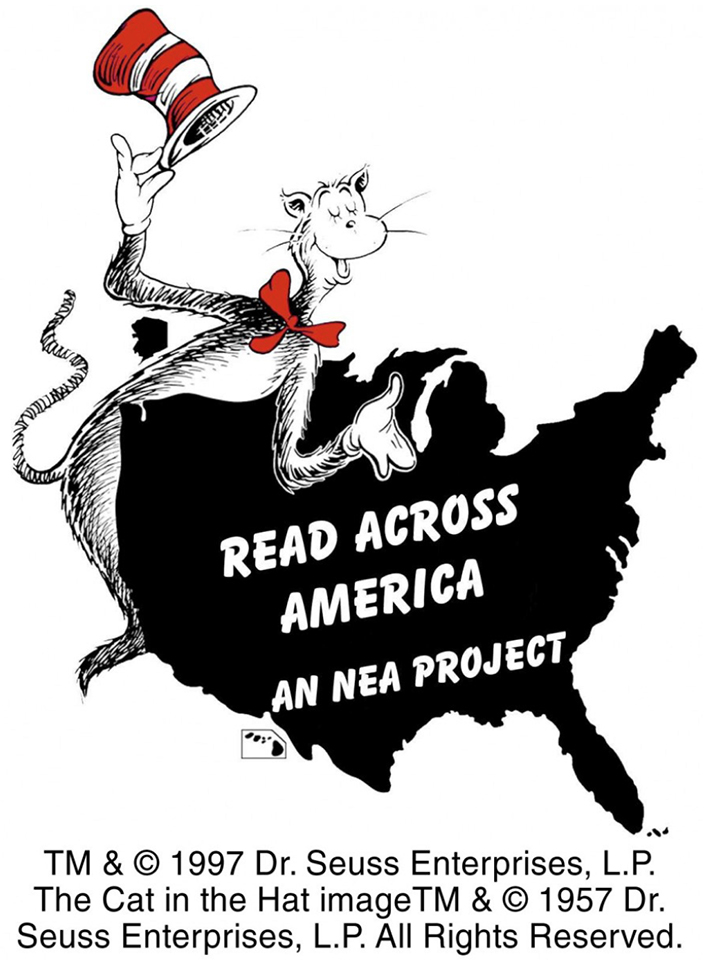 Union Report: Read Across America, the NEA's Most Successful Public Relations Campaign, Gets a Makeover