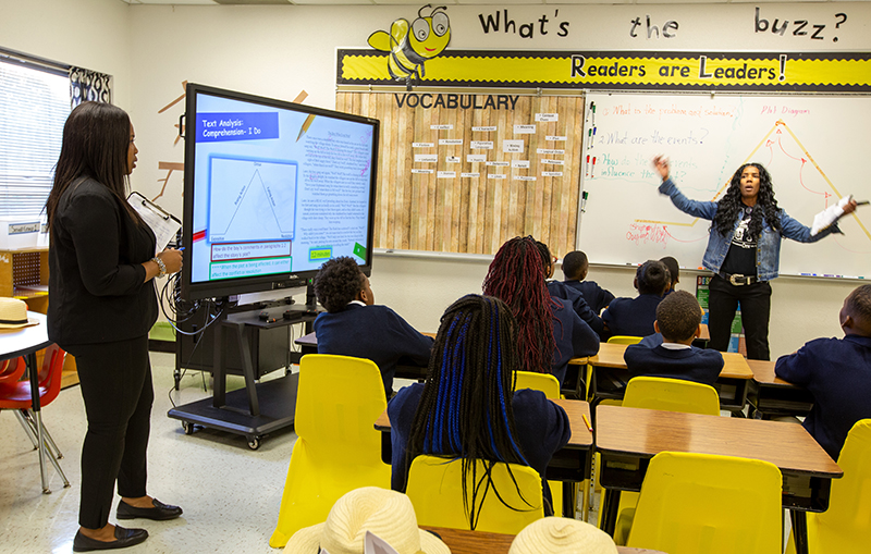 A School Data Breakthrough In Dallas How An Innovative School Model Is Proving That Data Can Help Teachers Shape Individualized Instruction And Achieve Impressive Student Growth The 74