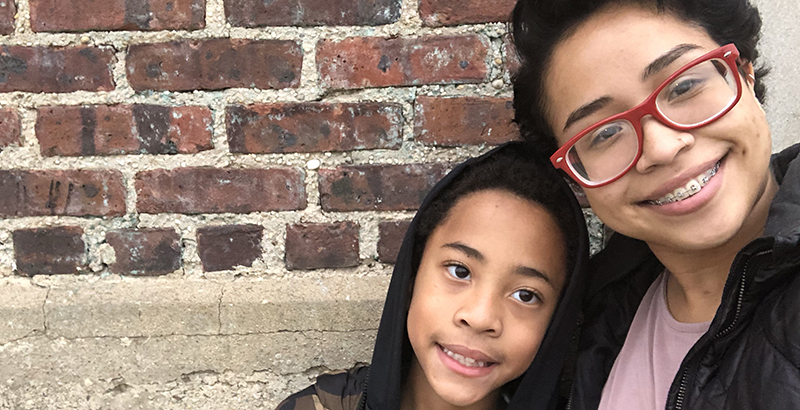 A Mom's View: Two Generations of School Choice Have Enabled My Newark Family to Meet the Challenges of Dyslexia and Thrive