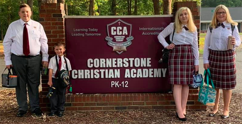 Defying State Closure Mandates Some Religious Private Schools Fight To Stay Open During Coronavirus Spread The 74