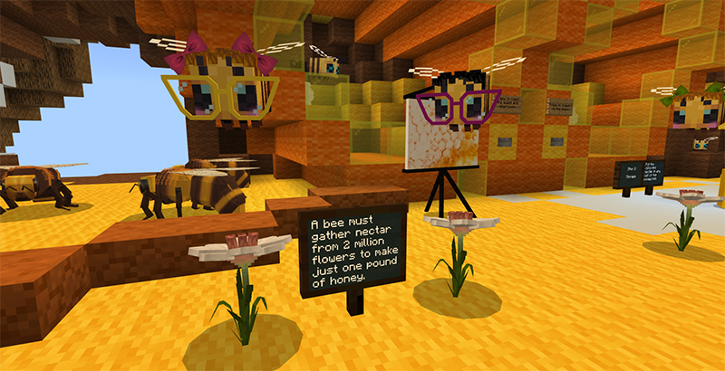 Minecraft: Education Edition Using In Game Virtual Worlds to Teach