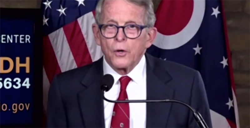 'Simply Unacceptable': Ohio Gov. DeWine Threatens to Withhold Vaccines From School Staffers if Cleveland Schools Fail to Reopen Classrooms By March 1