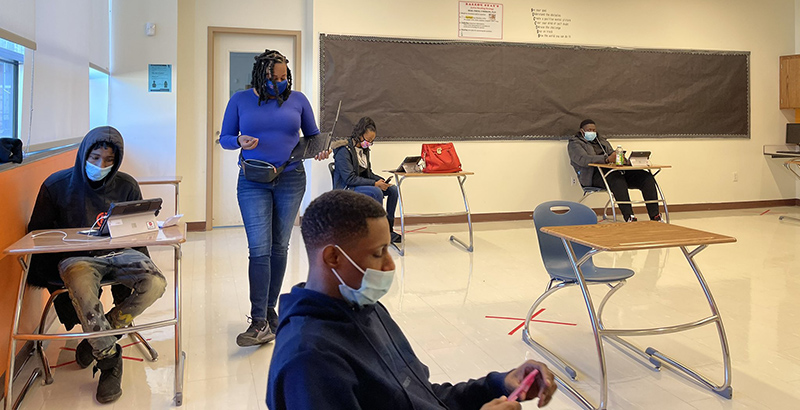 D C Summer Jobs Program Will Pay Teens To Take Classes As City Combats Learning Loss The 74