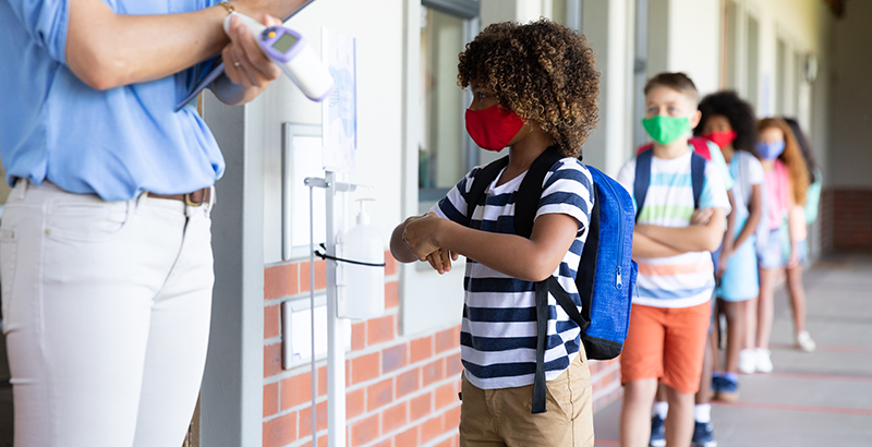 Spread of Delta Variant Marks 'Most Dangerous' Time in Pandemic for Kids, May Force Schools to Re-Up Safety Measures, Experts Say   The 74